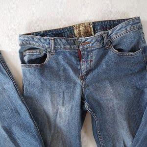 Women's 11R Wash Denim American Rag